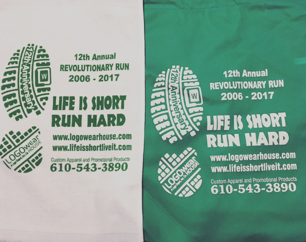 Valley Forge Revolutionary Run 5 Mile Run 2017