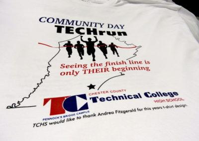 TCHS TECHrun 2018