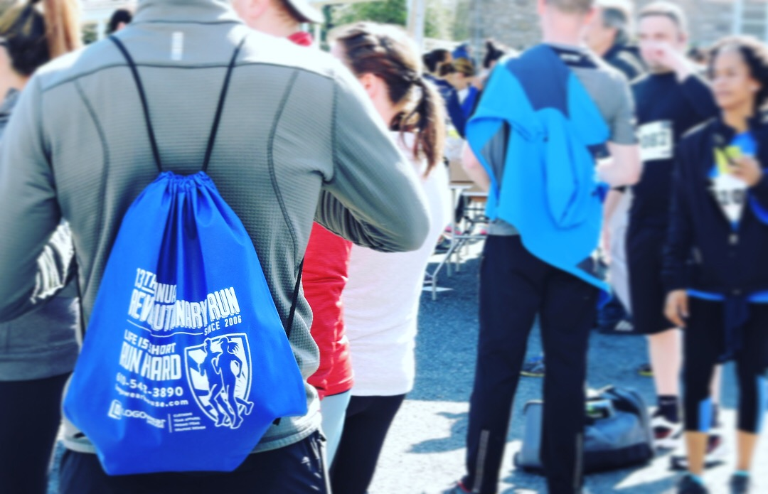 Valley Forge Revolutionary 5 Mile Run 2018
